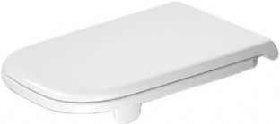 Duravit - D-Code Toilet Seat & Cover - 0060410000
